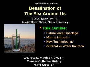 March 2011 – Doc on Monterey Bay