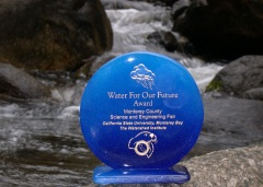 Water For Our Future Award_2012